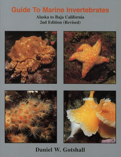 9780930118372: Guide to Marine Invertebrates: Alaska to Baja California, 2nd edition (revised)