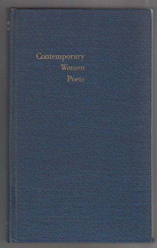 9780930142018: Contemporary Women Poets: An Anthology of California Poets