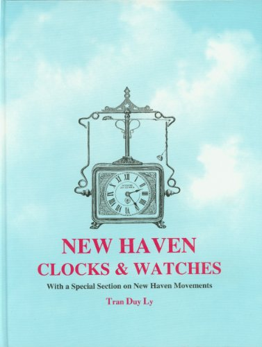 9780930163754: New Haven Clocks & Watches