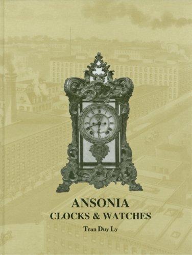 9780930163877: Ansonia CLOCKS & Watches