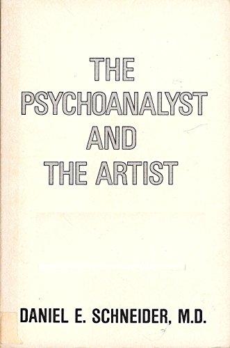 The psychoanalyst and the artist: Schneider, Daniel E