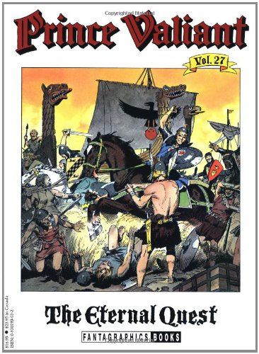 Prince Valiant, Vol. 27: The Eternal Quest