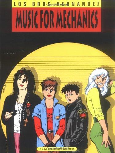 9780930193133: Music for Mechanics - Love & Rockets.