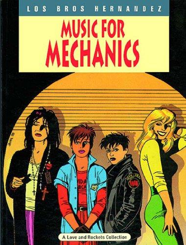 9780930193164: Love And Rockets HC 01 Music For Mechanics