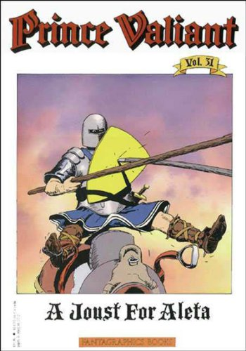9780930193379: Prince Valiant: A Joust for Aleta Vol. 31