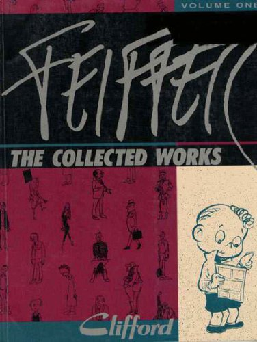 9780930193409: Feiffer : The Collected Works -- vol. 1