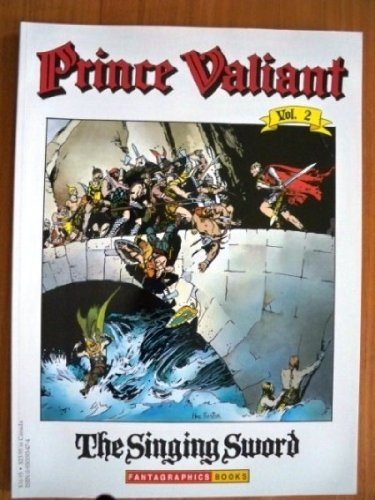 9780930193478: Prince Valiant, Vol. 2: The Singing Sword