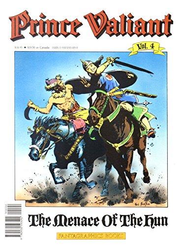 9780930193492: Prince Valiant: The Menace of the Huns: 004