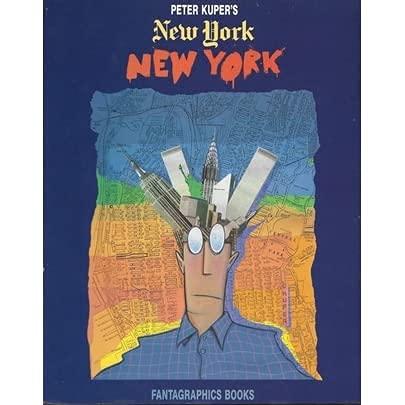 New York, New York: Peter Kuper