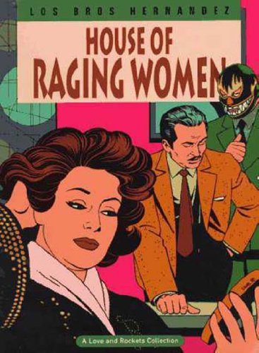 9780930193690: 005: Love and Rockets Vol. 5: House of Raging Women