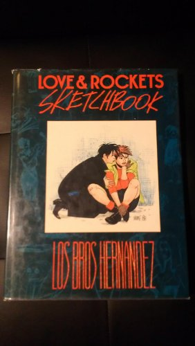 Love & Rockets Sketchbook: Hernandez, Los Bros