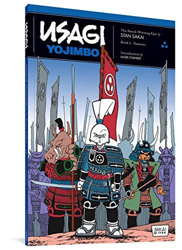 9780930193881: Usagi Yojimbo: Book 2 (Usagi Yojimbo (Fantagraphics Books))