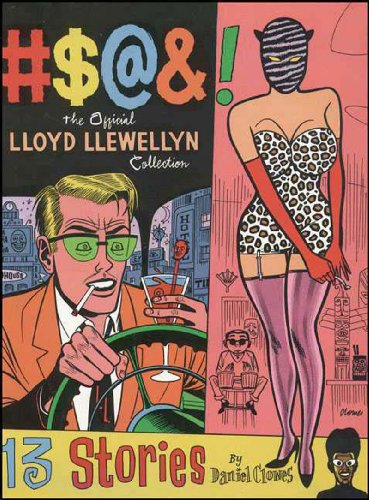 9780930193904: #$@&! The Official Lloyd Llewellyn Collection