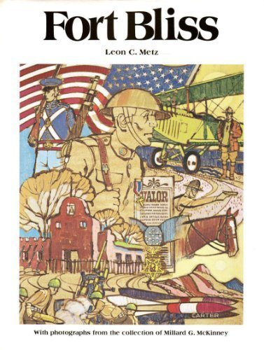9780930208103: Fort Bliss: An Illustrated History
