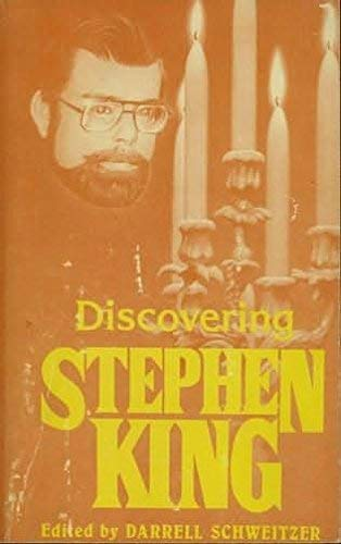 9780930261061: Discovering Stephen King (Starmont Studies in Literary Criticism)