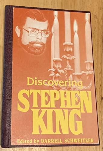 9780930261078: Discovering Stephen King (Starmont Studies in Literary Criticism, 8)