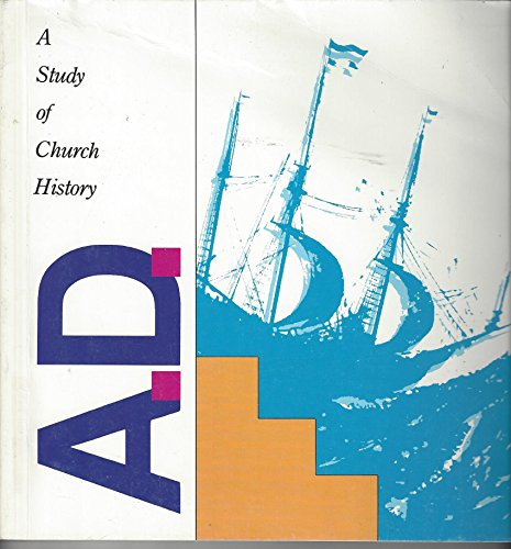 A.D. Study of Church History: Student Guide: Kuipers, Ken