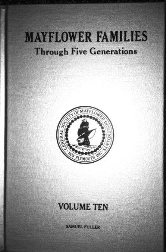 Mayflower Pilgrim Family Genealogies through Five Generations: Kellogg, Lucy Mary;