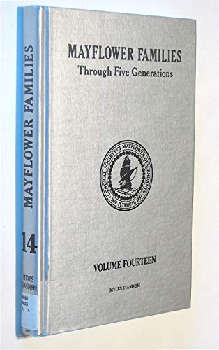 Mayflower Pilgrim Family Genealogies through Five Generations,: Kellogg, Lucy Mary;Townsend,