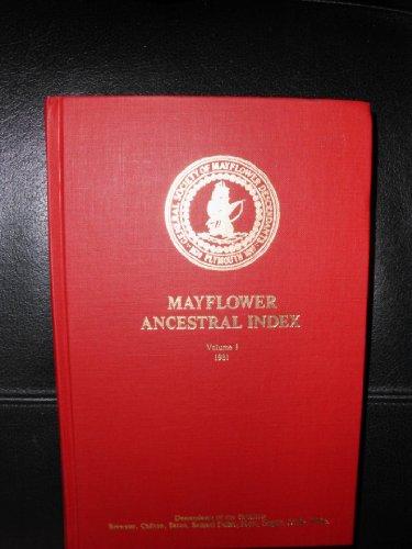 Mayflower Ancestral Index (Volume 1): Anne Borden Harding;