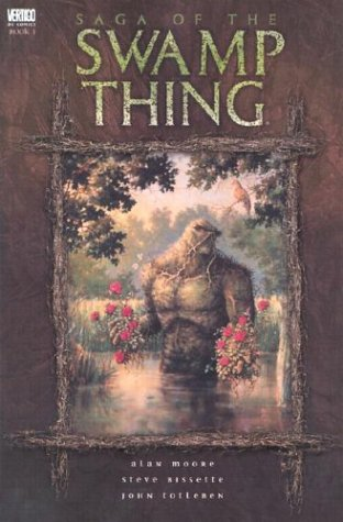 9780930289225: Swamp Thing TP Vol 01 Saga Of The Swamp Thing