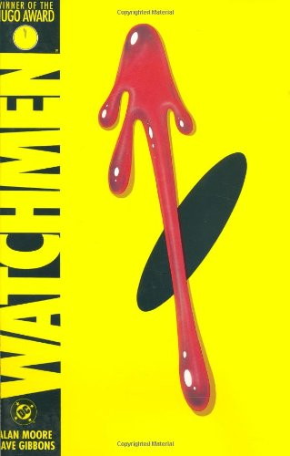 Watchmen (Paperback): Alan Moore, Dave Gibbons