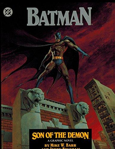 9780930289249: Batman: Son of the Demon