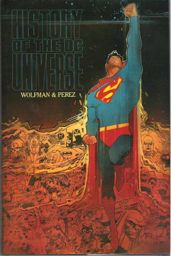 9780930289263: History of the DC Universe