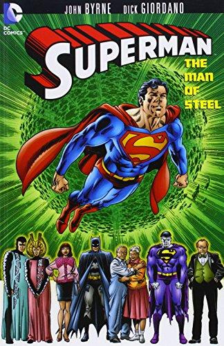 9780930289287: Superman The Man Of Steel TP Vol 01