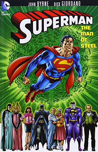 9780930289287: Superman The Man Of Steel TP Vol 01