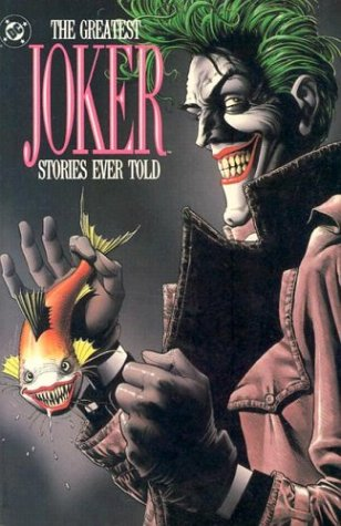Set of 2 Graphic Novels: The Greatest Joker Stories Ever Told, Batman in the Seventies