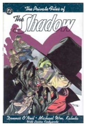 9780930289379: The Private Files of the Shadow
