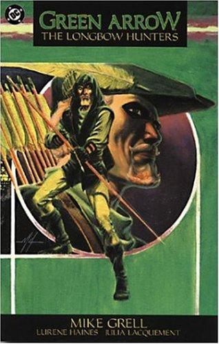 9780930289386: Green Arrow: The Longbow Hunters