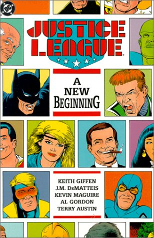 9780930289409: Justice League: A New Beginning