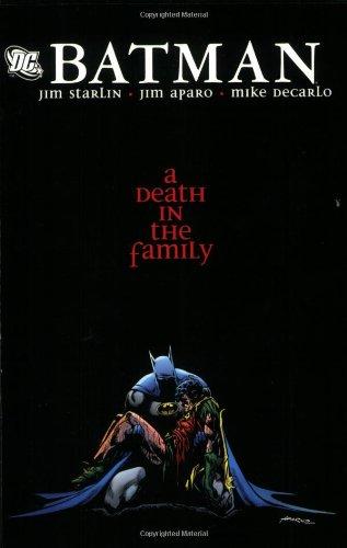 9780930289447: Batman: A Death in the Family