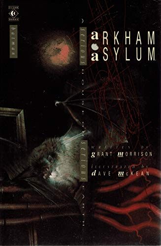9780930289485: Arkham Asylum: A Serious House on Serious Earth
