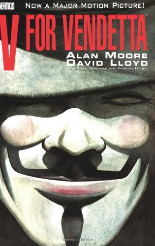 V for Vendetta: Alan Moore, David