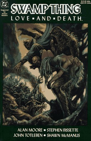 9780930289546: Swamp Thing Vol. 2: Love and Death