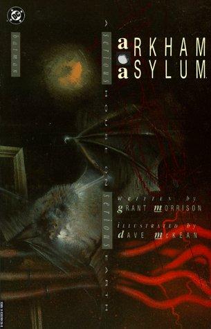 9780930289560: Batman: Arkham Asylum