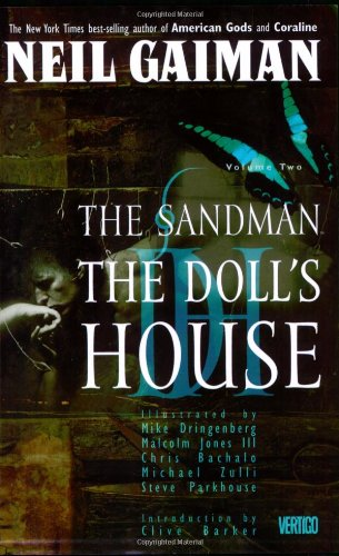 9780930289591: The Sandman Library, Volume 2: The Doll's House