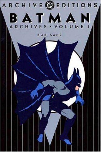9780930289607: Batman Archives Vol. 1