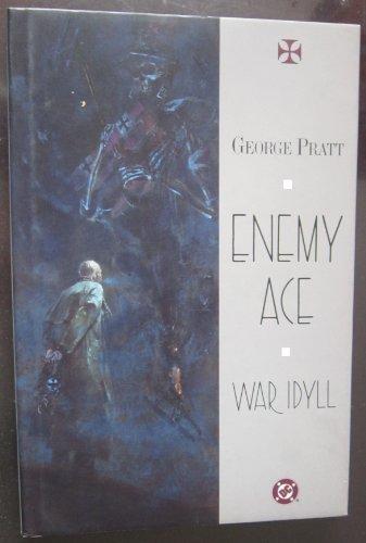 9780930289652: Enemy ace: War idyll