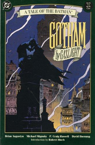 9780930289676: Gotham by Gaslight: A Tale of the Batman
