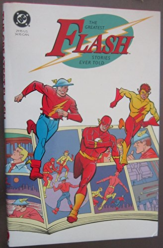 9780930289812: Greatest Flash Stories Ever Told