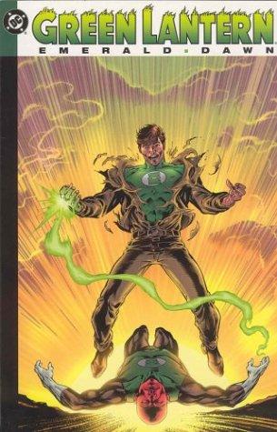 9780930289881: Green Lantern: Emerald Dawn