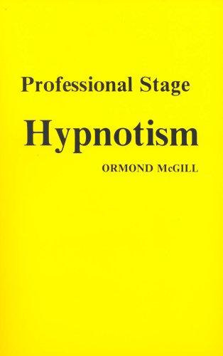 9780930298036: Professional Stage Hypnotism