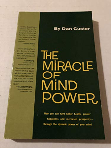 9780930298203: The Miracle of Mind Power