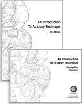 9780930304850: Introduction to Autopsy Technique, 2 Vol. Set