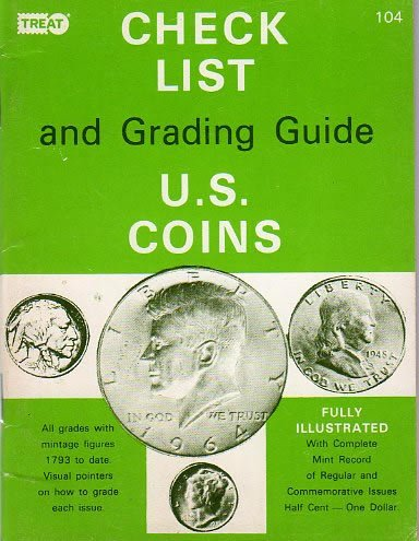 9780930312121: Check List and Grading Guide - U.S. Coins
