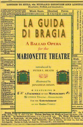 9780930326159: Lewis Carroll's La Guida Di Bragia; a Ballad Opera for the Marionette Theatre